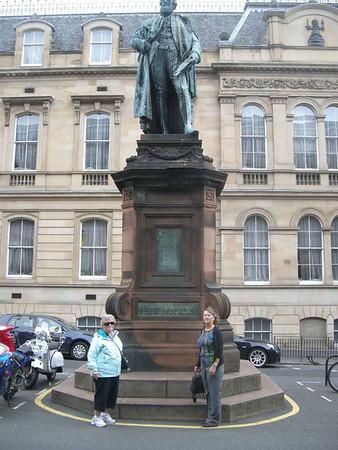 Huisenga Scotland Trip