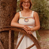 Marie's Graduation Portrait 1978