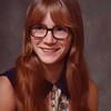 Laurie's Graduation Portrait 1976