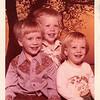 Grandpa & Grandma's boys late 1970s