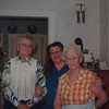Family Dinner at Grandma & Grandpa Irwin's est. late 70s