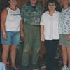 Summer 2001 at Huisenga Hotel near Emden, Germany
