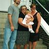 Mom's Birthday at Wheatland Presbyterian Church September 2002