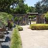 Bonzai garden.
