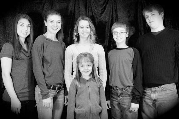 Huntress-LaPlante Family 2012