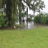 309RR in Brunswick, Georgia during Hurricane Matthew 10-07-16
