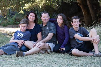 Hutson Family 2016