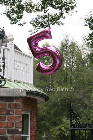 Hyacinth Heinemann 5th.Birthday