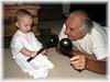 Brayton & Grandpa