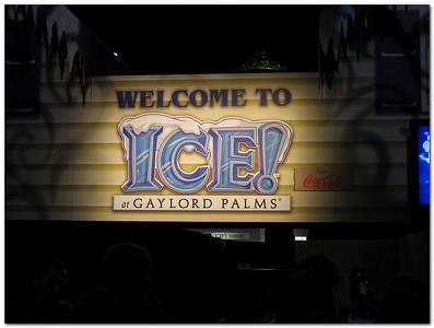 ICE - Orlando Ice Sculptures