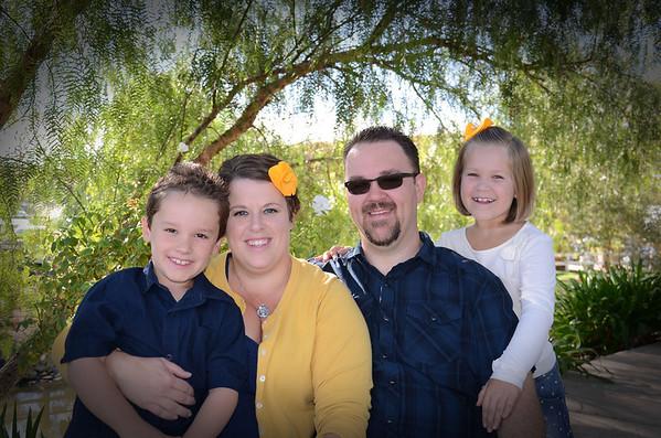 Odom Family 2013