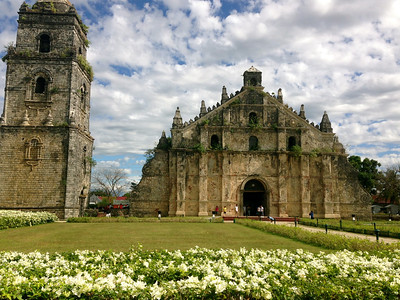Unesco heritage site- PAOAY CHURCH