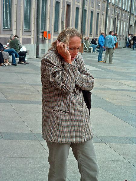 Guide Marie Sramkova, Hradcany, Prague
