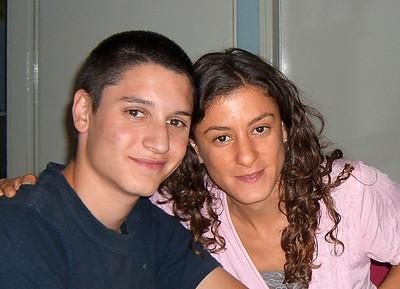 8-Daniel and Ya'ara, OCT 12