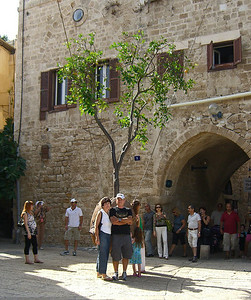 38-Tourists in Jaffa, OCT 24