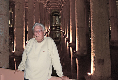 1-Abba, Basilica Cisterns, Istanbul, OCT 7