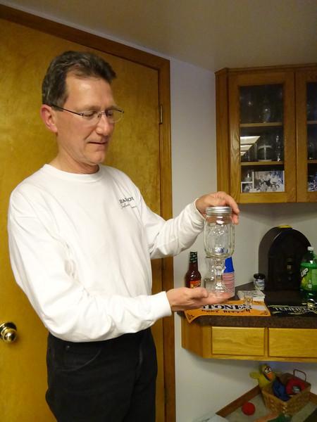 "Scott Clark and The Original RedNek Wine Glass  <a href=""http://www.amazon.com/The-Original-RedNek-Wine-Glass/dp/B004HZR94O"">http://www.amazon.com/The-Original-RedNek-Wine-Glass/dp/B004HZR94O</a>)"