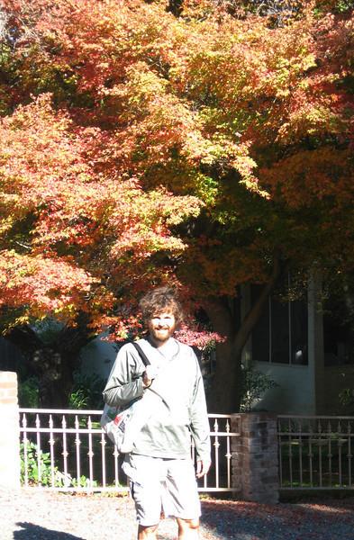Thanksgiving walk, 2007