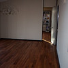 Floor with new stain.