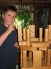 Playschool block construction-a long family tradition, right Elias?
