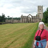 Fountains Abbey, Yorkshire.