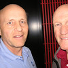 Bob and Dad -- who says baldness comes from the mother's side... :)
