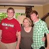Steven and Daniel with their wonderful piano teacher, Jane Taylor (Aug 2010).