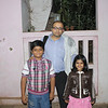 me with Ashish's little ones..they are very shy..but naughty!