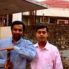 Chukku and Pranav reminiscing the days of 1993 when we were ready to take on Gauri Nagar!