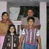 Ashish, Bhabhi and Kids.