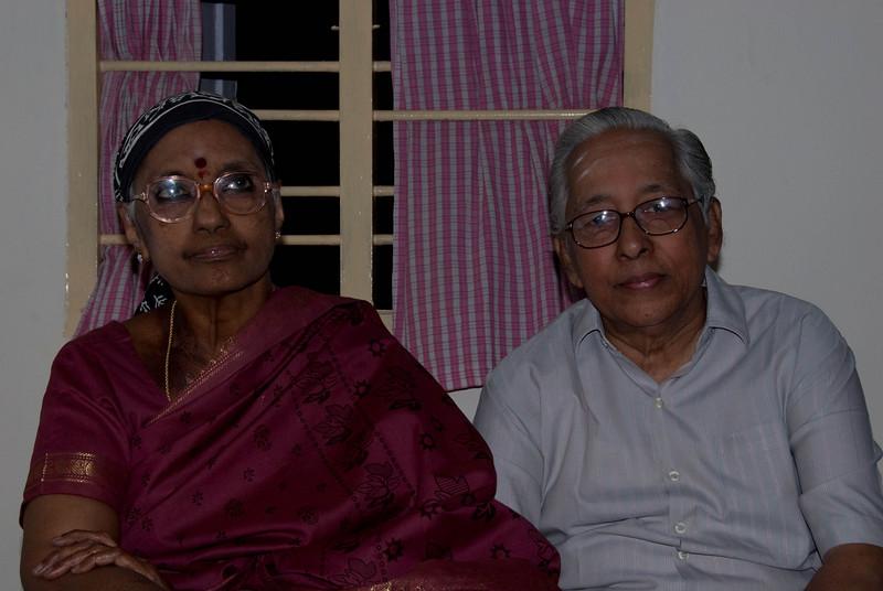 Vishalam mami and Ambi mama