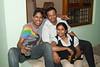 Raju, Rakshith & Violet