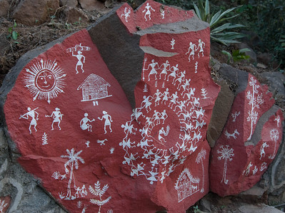 IndiaTrip-7 : Warli Art