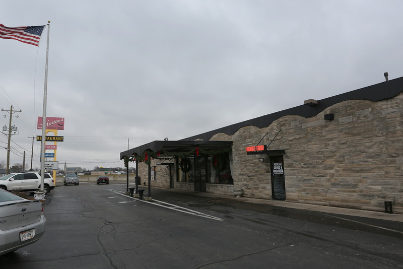 """This is where we met in Kokomo for lunch with Ralph & Marilyn. Martino's Italian Villa <a href=""""http://www.martinositalianvilla.com/"""">http://www.martinositalianvilla.com/</a> 1929 North Washington St, IN 46901"""