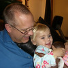 Papa, Jessica and her favorite toy -babies  <br /> By Sandra