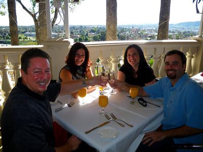 Ines and Jennifer's Birthday Celebration, Coco Palms Restaurant Pomona CA January 10, 2010