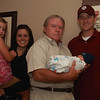 Jim Bob, Holly, Sarah, and Ben with Ana.