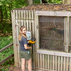 Our Very Own, Special Tour Guide, Iowa Raptor Center