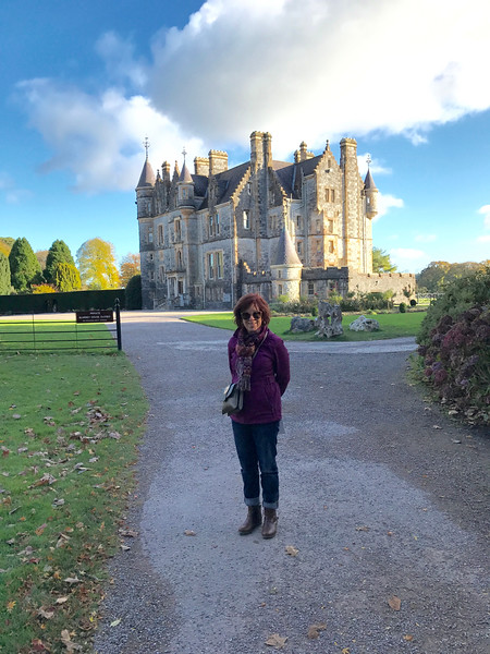 This is called the Blarney House and is a private residence.  Yeah, that works!