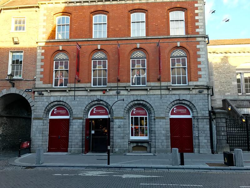 Smithwick's Brewery in Killkenny!
