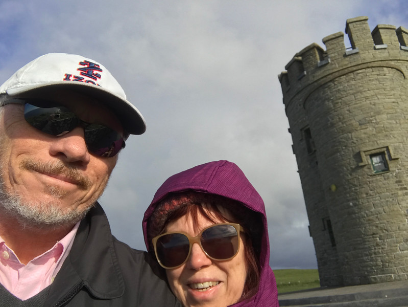 The Leaning Tower of Moher?
