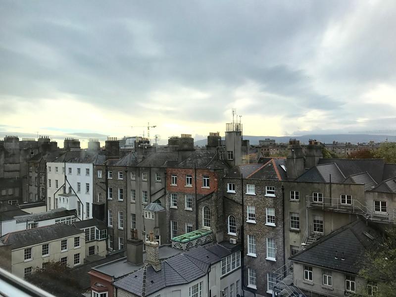 Alas...Dublin!