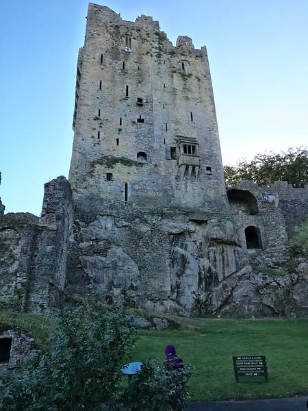 Blimey, it's the Blarney Castle!