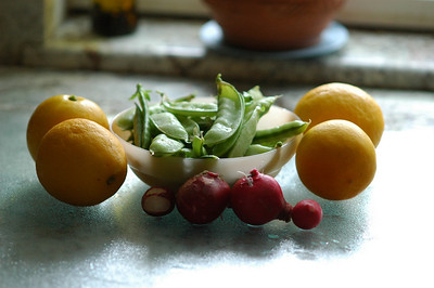 Fresh picked-lemons_snowpeas-radishes-2