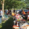 Tailgating Georgetown style!