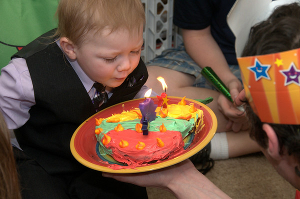 Isaiah Turns Two