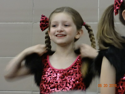 Izzie Dance
