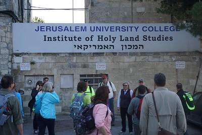 Jerusalem Universtiy College