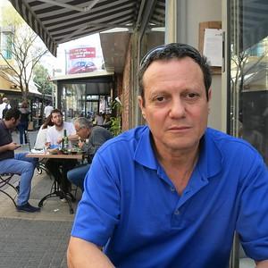 Yuval in Tel Aviv