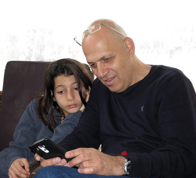 Eden, Eli in Herzliya